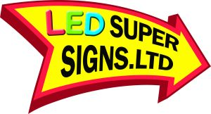 LED Super Signs