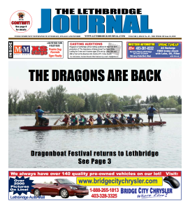 2010-06-24 Lethbridge Journal